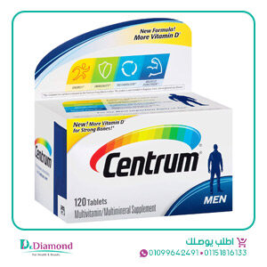 Centrum Men Multivitamin 120 Tablets