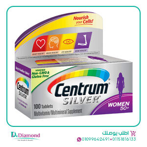 Centrum Silver+50Women 100 Tab