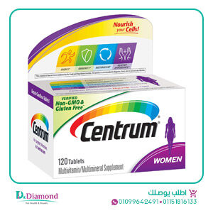 Centrum Women Multivitamin 120 Tablet