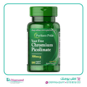chromium picolinate-100 tablets