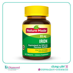 iron 180 tablets