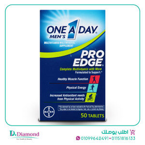 One A Day men's Pro edge 50 tablets-حبوب وان اداي