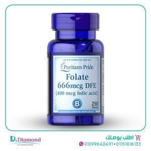 فوليك اسيد - folic acid