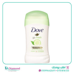 مزيل عرق دوف - dove go fresh