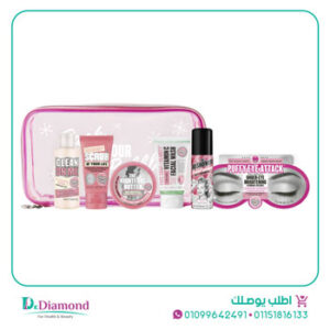Soap and Glory pack up your bubble gift bag